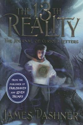 The 13th Reality, Book 1 Cover
