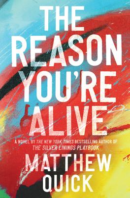 Cover for The Reason You're Alive