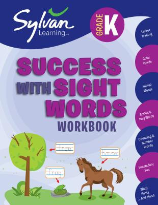 Success with Sight Words, Grade K Cover Image
