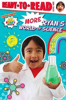 More Ryan's World of Science: Ready-to-Read Level 1 Cover Image