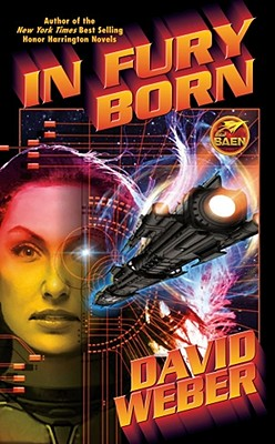 In Fury Born (Fury Series #2) Cover Image
