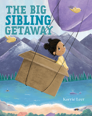 Cover for The Big Sibling Getaway