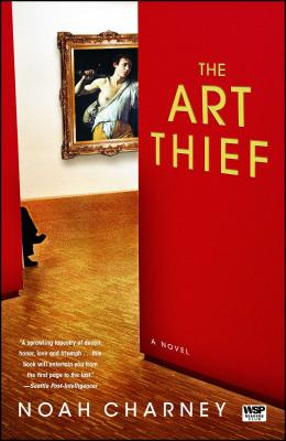 The Art Thief Cover