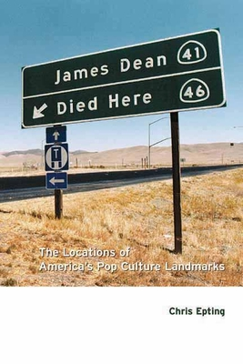 Cover for James Dean Died Here