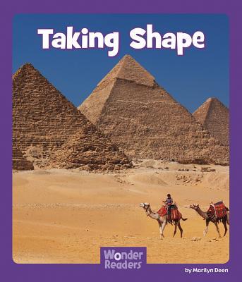 Taking Shape (Wonder Readers: Math) Cover Image