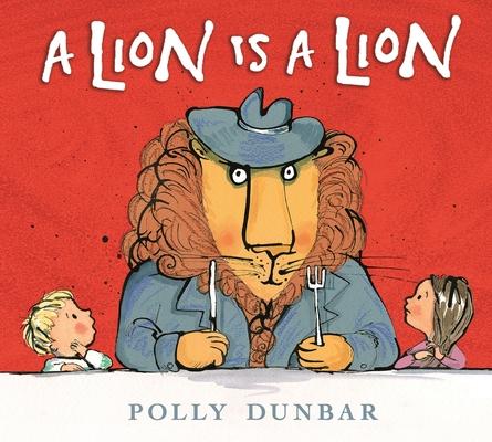 A Lion Is a Lion Cover Image