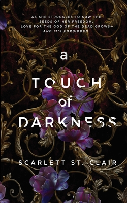 A Touch of Darkness Cover Image