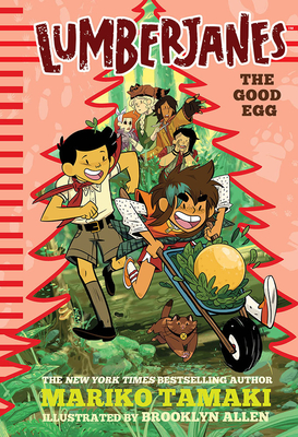 Lumberjanes: The Good Egg by Mariko Tamaki