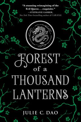Forest of a Thousand Lanterns (Rise of the Empress #1) Cover Image