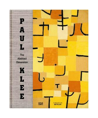Paul Klee: The Abstract Dimension Cover Image