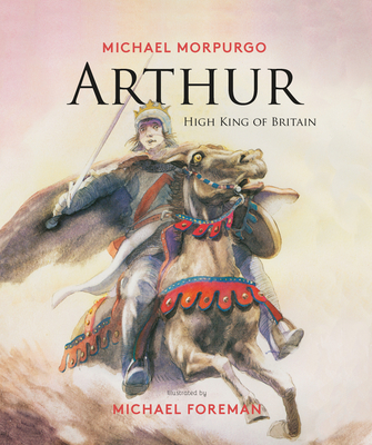 Arthur, High King of Britain Cover Image