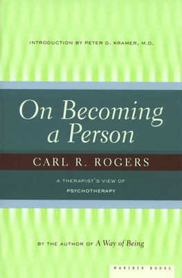 On Becoming a Person: A Therapist's View of Psychotherapy Cover Image