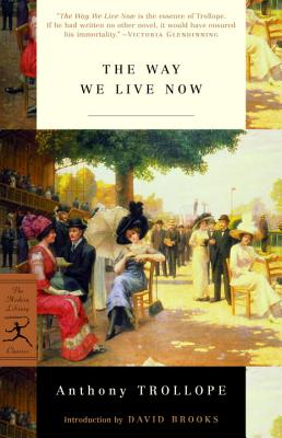 The Way We Live Now Cover