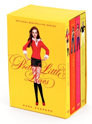Pretty Little Liars Box Set: Books 1 to 4 Cover Image