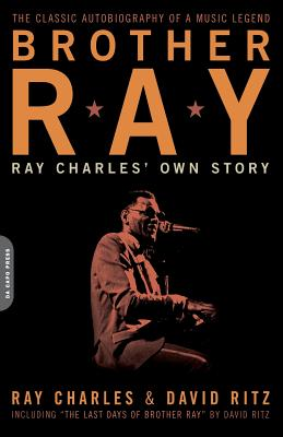 Brother Ray: Ray Charles' Own Story Cover Image