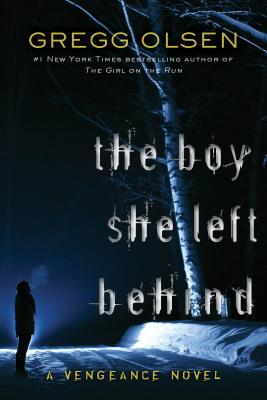 The Boy She Left Behind Cover