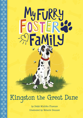Kingston the Great Dane Cover Image
