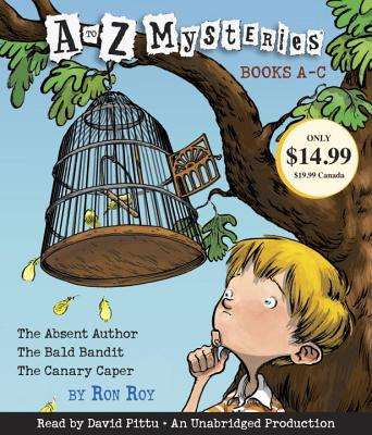 A to Z Mysteries: Books A-C Cover Image
