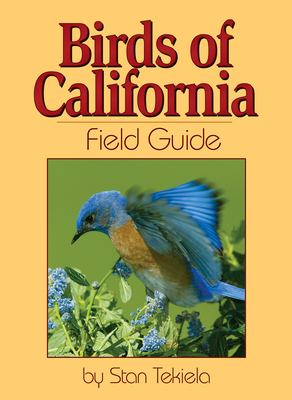 Birds of California Field Guide (Bird Identification Guides) Cover Image