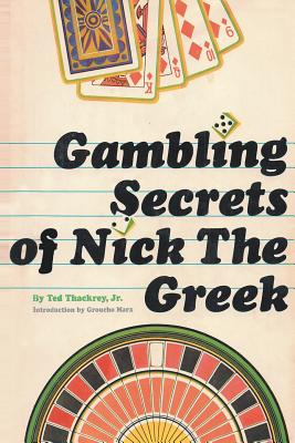 Gambling Secrets of Nick the Greek Cover Image