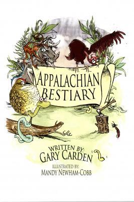 Appalachian Bestiary Cover