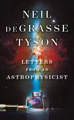 Letters from an Astrophysicist cover image