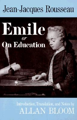 Emile: Or On Education Cover Image