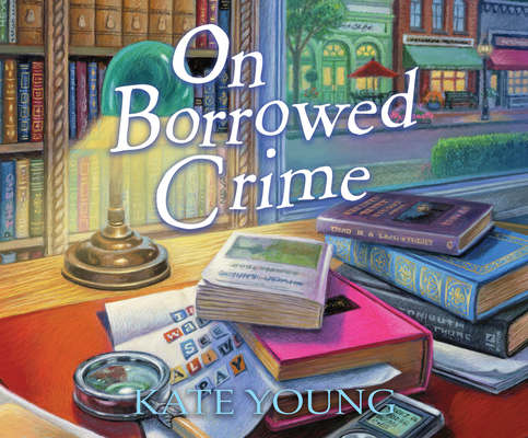On Borrowed Crime: A Jane Doe Book Club Mystery Cover Image