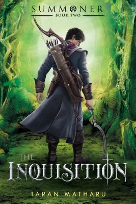 The Inquisition: Summoner: Book Two (The Summoner Trilogy #2) Cover Image