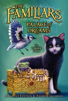 Palace of Dreams (Familiars #4) Cover Image