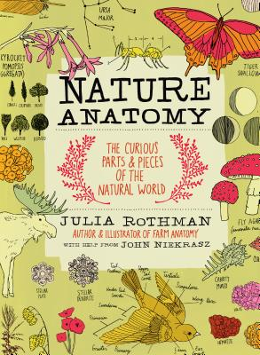 Nature Anatomy: The Curious Parts and Pieces of the Natural World (Julia Rothman) Cover Image
