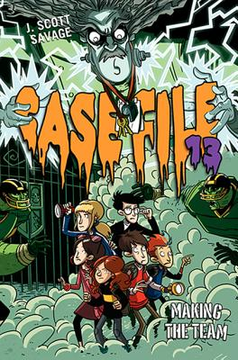 Cover for Case File 13 #2