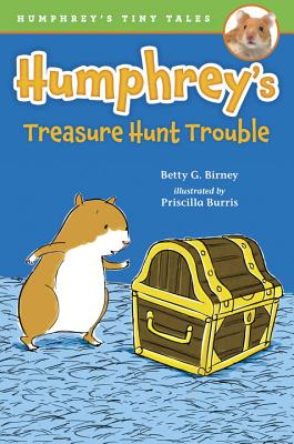 Humphrey's Treasure Hunt Trouble (Humphrey's Tiny Tales #6) Cover Image
