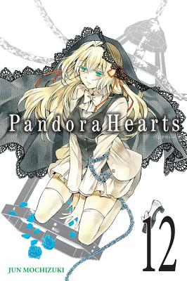 Pandora Hearts, Volume 12 Cover