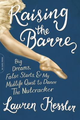 Cover for Raising the Barre