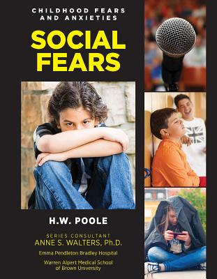 Social Fears (Childhood Fears and Anxieties #11) Cover Image