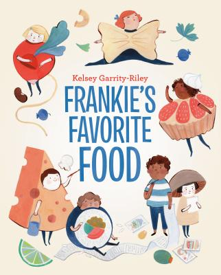 Frankie's Favorite Food Cover Image