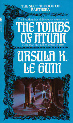 Tombs of Atuan Cover