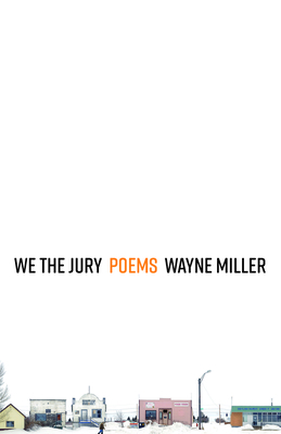 We the Jury: Poems Cover Image