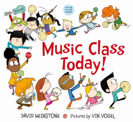 Music Class Today! Cover