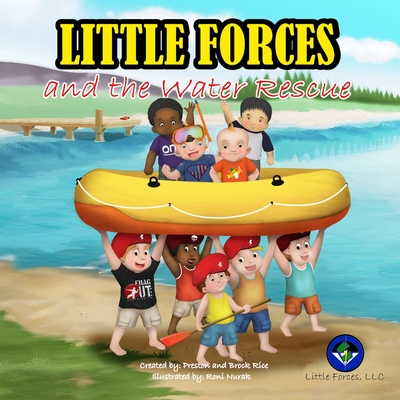 Little Forces: and the Water Rescue Cover Image