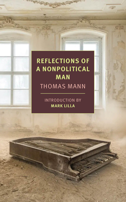 Reflections of a Nonpolitical Man Cover Image