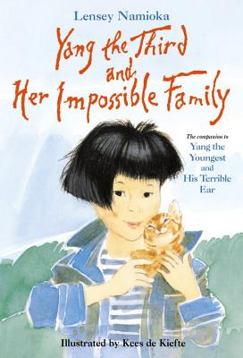 Yang the Third and Her Impossible Family Cover