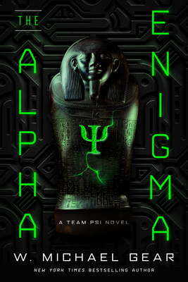 The Alpha Enigma (Team Psi #1) Cover Image
