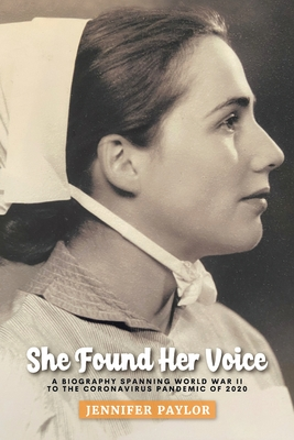 She Found Her Voice Cover Image