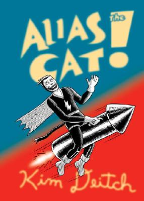 Alias the Cat!: He Dared to Save a World Cover Image