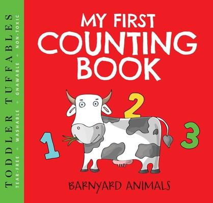 Toddler Tuffables: Barnyard Animals: A Toddler Tuffable Edition (Book #4) Cover Image