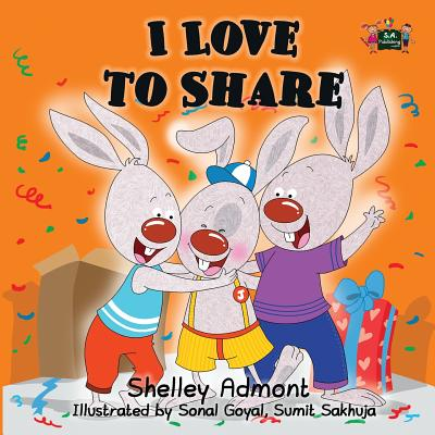Cover for I Love to Share