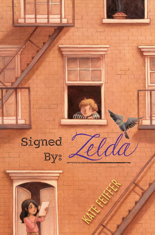 Signed by Zelda Cover