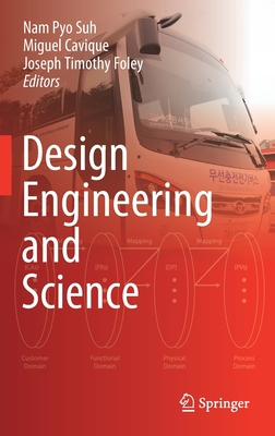Design Engineering and Science Cover Image